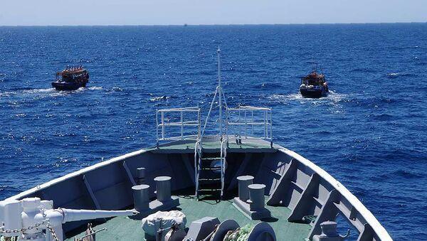 北朝鮮、日本の船舶が排他的経済水域に不法侵入したと発表 - Sputnik 日本
