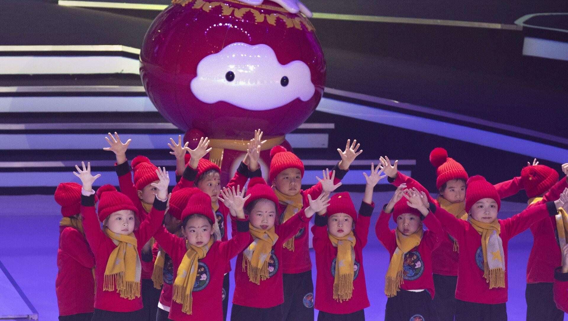 北京オリンピックのマスコット - Sputnik 日本, 1920, 30.09.2021