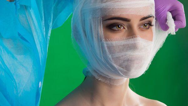 形成外科治療 - Sputnik 日本