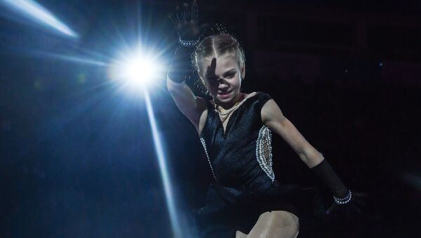 ロシアのアレクサンドラ・トゥルソワ選手 - Sputnik 日本