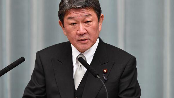 日本外務省、茂木外相の年内訪露を確認 - Sputnik 日本