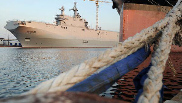 フランス 再びロシアに船舶の売却を望む - Sputnik 日本