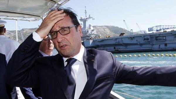 オランド大統領 - Sputnik 日本