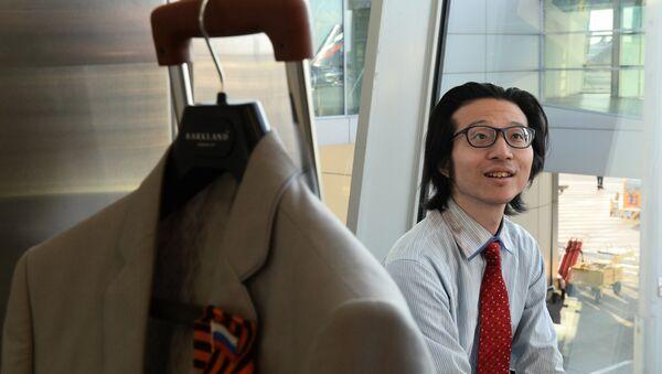 「シェレメチェヴォ」空港に住むアボさん ジャーナリストとの接触は勧められず - Sputnik 日本