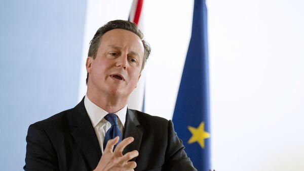 英国のキャメロン首相 - Sputnik 日本