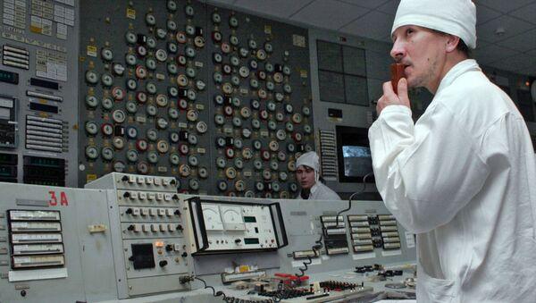 チェルノブイリ原子力発電所(アーカイブ写真) - Sputnik 日本