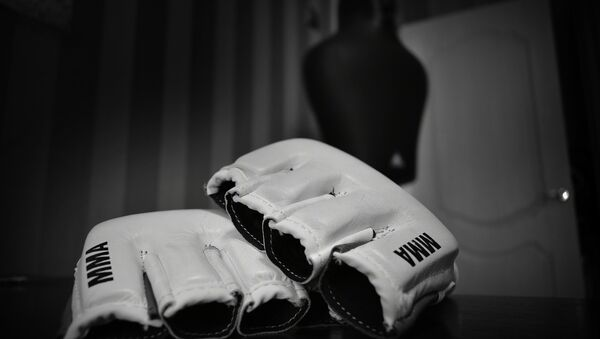 MMA gloves - Sputnik 日本