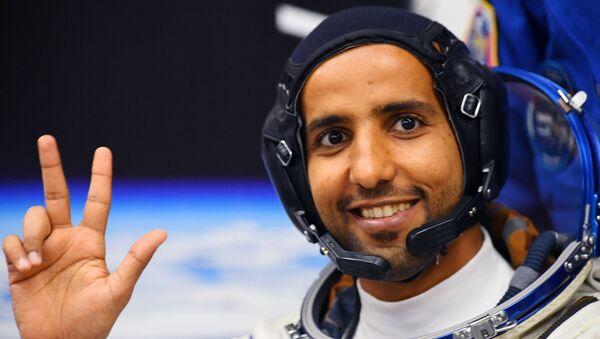 アラブ首長国連邦(UAE)の初の宇宙飛行士ハザ・アリ・マンスーリ氏 - Sputnik 日本