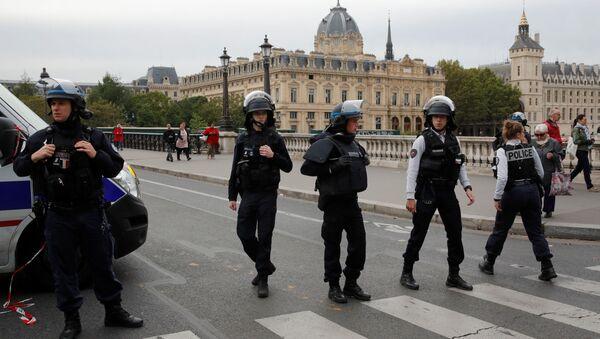パリの警察 - Sputnik 日本
