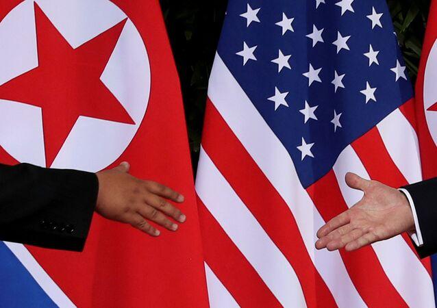 米国と北朝鮮