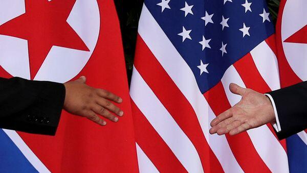 米国と北朝鮮 - Sputnik 日本