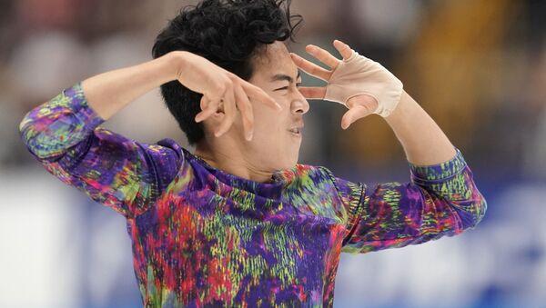 ネイサン・チェン選手 - Sputnik 日本