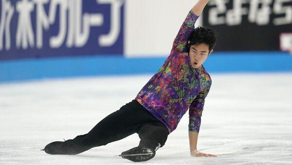 アメリカのネイサン・チェン選手 - Sputnik 日本