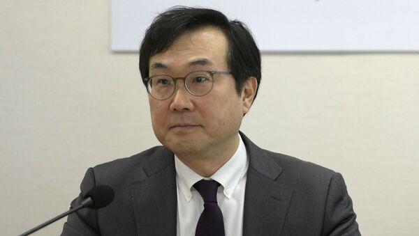 韓国の朝鮮半島平和交渉本部長、米国や日本の代表者と協議するためワシントンへ出発 - Sputnik 日本