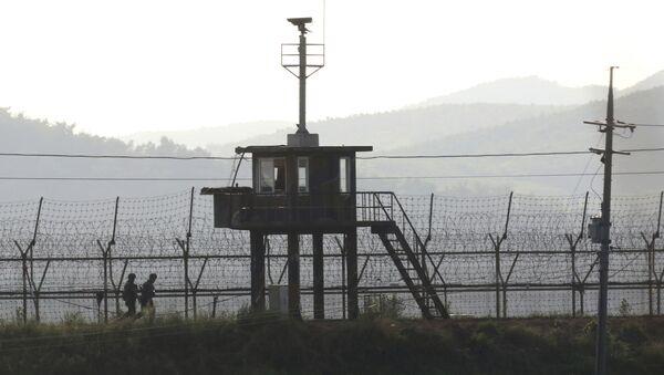 韓国、ロシアとの軍事ホットライン設置を計画 - Sputnik 日本