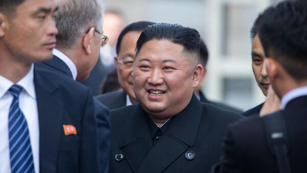 金正恩氏、約1カ月ぶりに公の場に姿を現す - Sputnik 日本