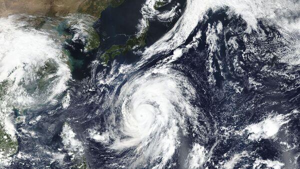 台風 - Sputnik 日本