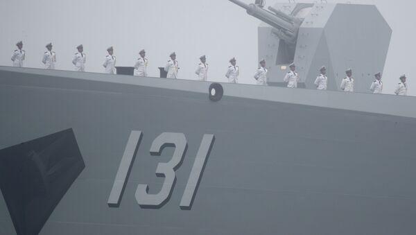 中国海軍の艦艇が日本を訪問 10年ぶり - Sputnik 日本