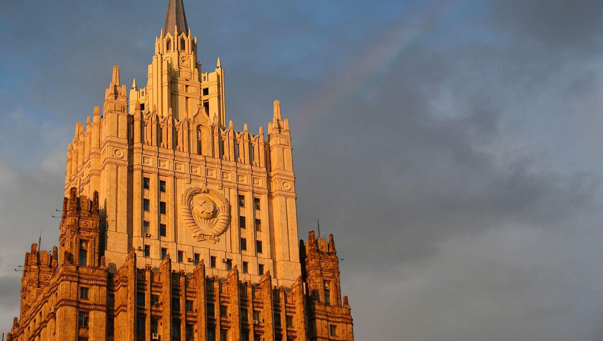 ロシア イタリア大使館職員を国外追放 - Sputnik 日本, 1920, 26.04.2021