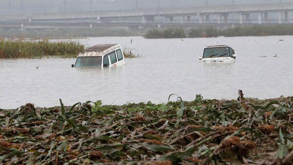台風19号「ハギビス」 死者66人に - Sputnik 日本