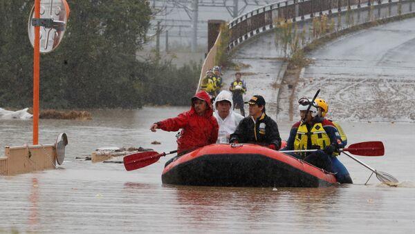 台風の被害者 - Sputnik 日本