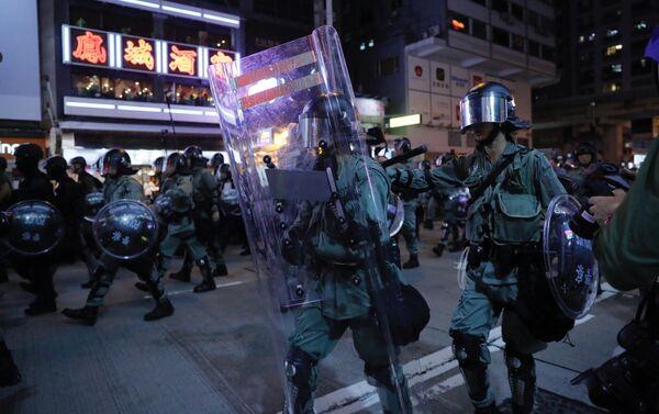 香港デモ - Sputnik 日本