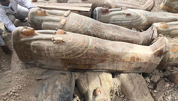棺の隠し場所が発見 - Sputnik 日本