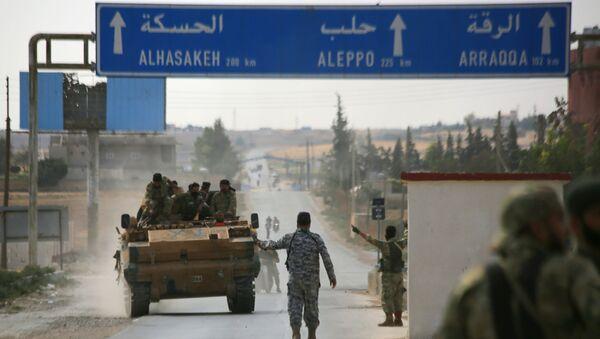 シリアでの軍事作戦でテロリスト673人を無力化=トルコ国防省 - Sputnik 日本