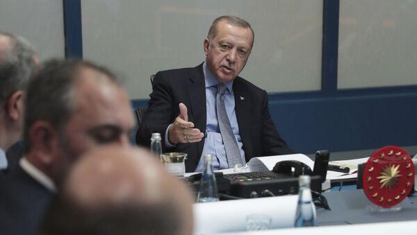 トルコのタイイップ・エルドアン大統領 - Sputnik 日本