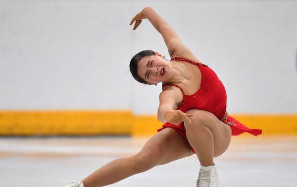 スタニスラワ・コンスタンチノワ選手 - Sputnik 日本
