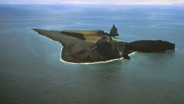 研究者らがアラスカ海底火山の「唸り声」の謎を解明 - Sputnik 日本