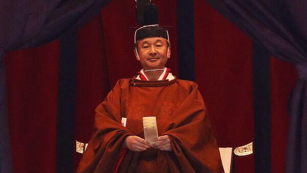 日本の女子学生たち ポップアイドルなみに徳仁天皇陛下を歓迎 - Sputnik 日本