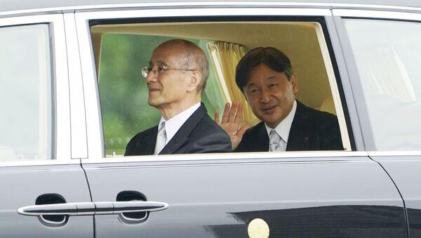 徳仁天皇陛下 - Sputnik 日本