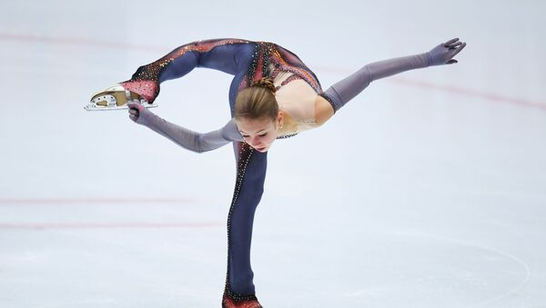 トルソワ選手 - Sputnik 日本