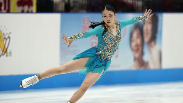 紀平選手 - Sputnik 日本