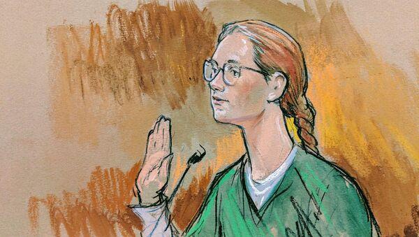 米国で起訴された「露女スパイ」ブティナ被告が帰国へ - Sputnik 日本