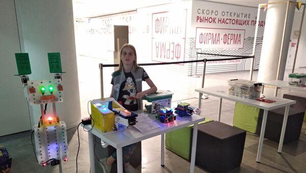 ロシアの女生徒 外傷負った腕のリハビリ機器を開発 - Sputnik 日本