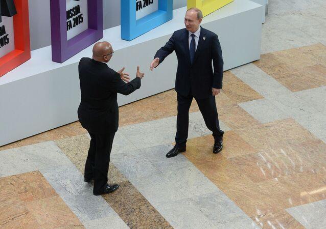 BRICSで、クリュチェフスキー金鉱床開発合意