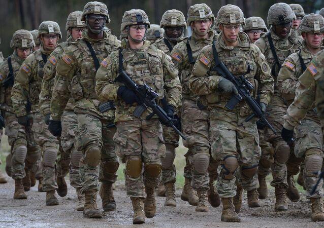 米国軍事部隊