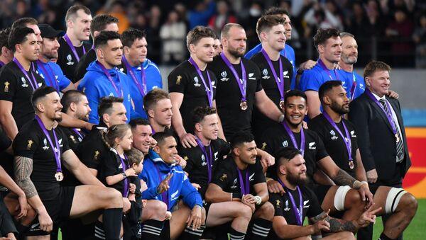 ニュージーランドが銅メダル - Sputnik 日本