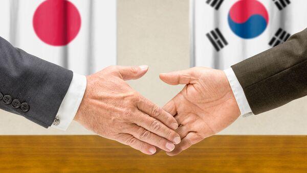 日韓協力 - Sputnik 日本