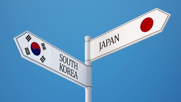 韓国と日本 - Sputnik 日本