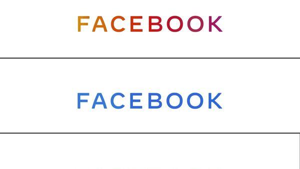 フェイスブック社がロゴを変更 - Sputnik 日本