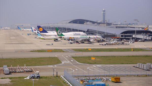 Международный аэропорт Кансай, Япония - Sputnik 日本