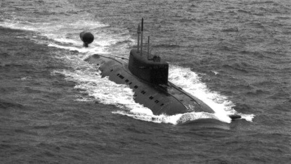 潜水艦(アーカイブ写真) - Sputnik 日本