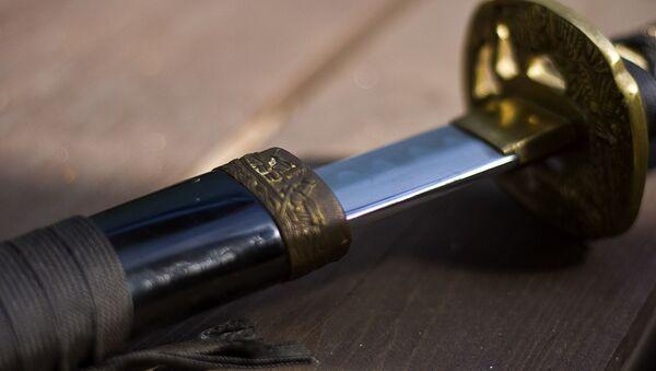 Японский меч катана - Sputnik 日本