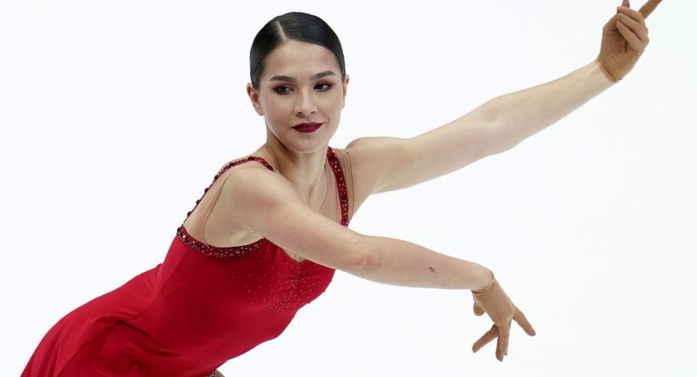 ロシアの女子フィギュアスケーター プルシェンコアカデミーで直面した苦難を語る