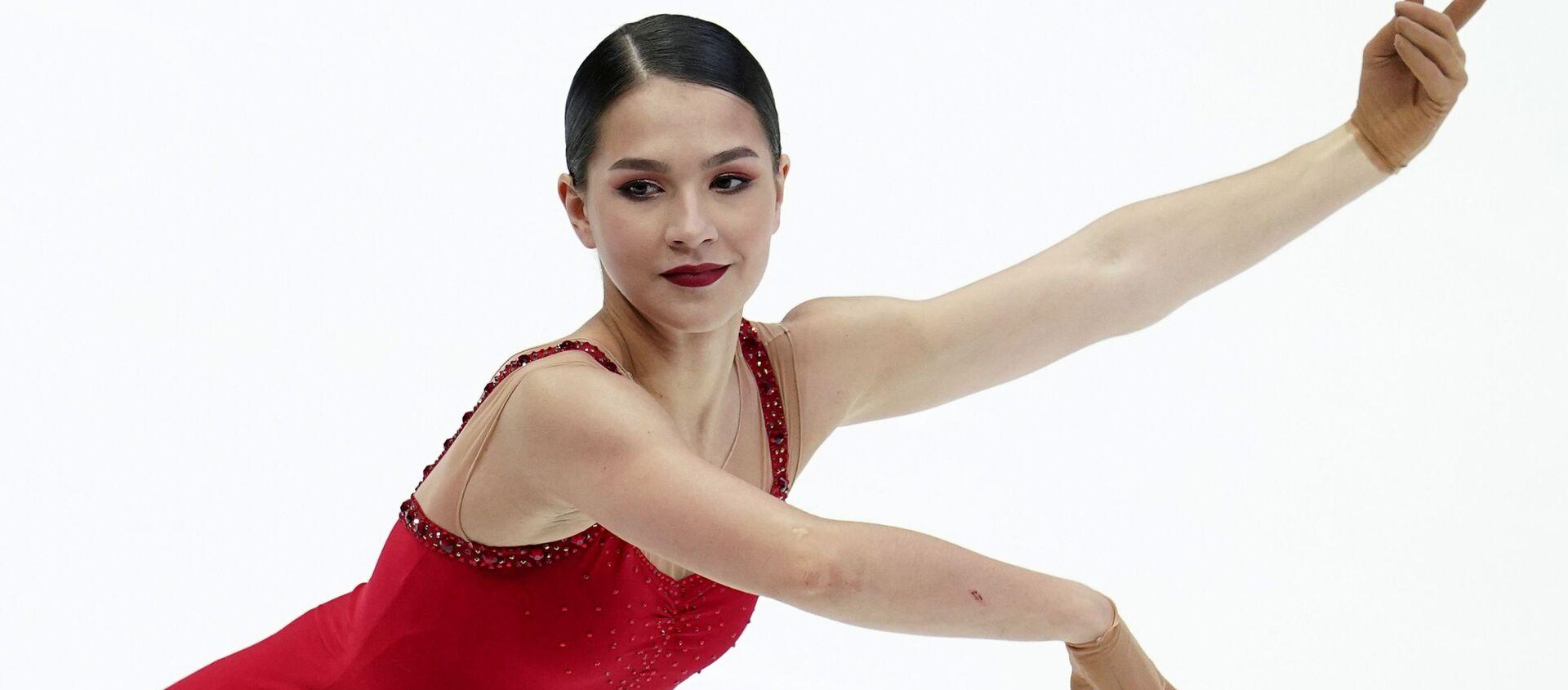 ロシアの女子フィギュアスケーター プルシェンコアカデミーで直面した苦難を語る - Sputnik 日本, 1920, 28.09.2021