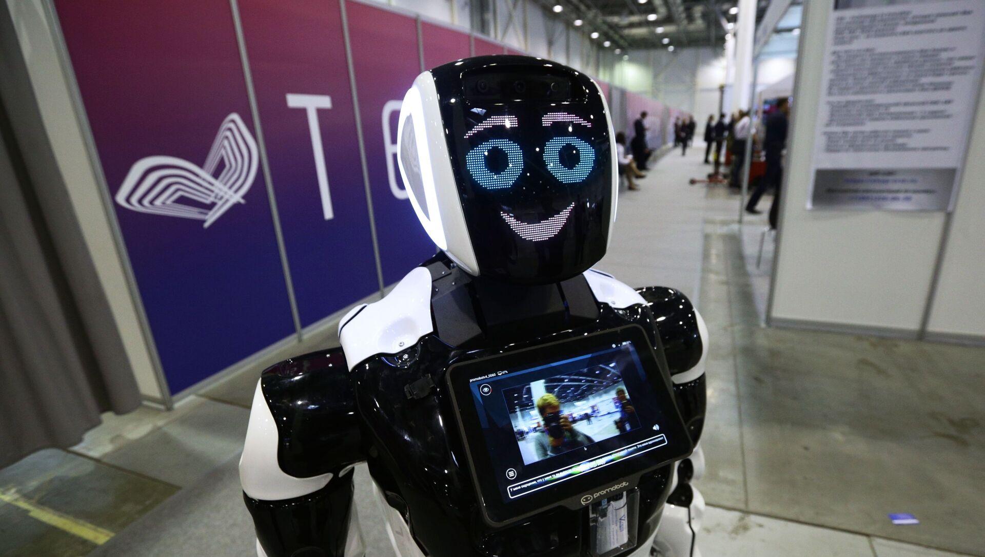 ロボットはどんな立場だと人間を説得できる? 研究で明らかに - Sputnik 日本, 1920, 25.09.2021