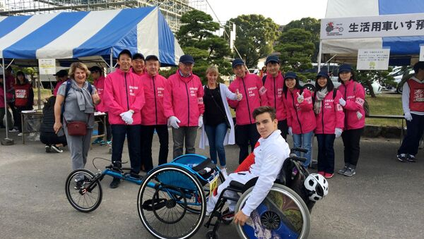 車いすマラソン - Sputnik 日本